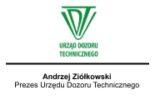 logotyp imienny udt